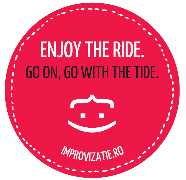 Sticker-enjoy the ride