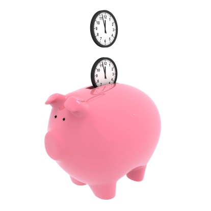 save-time-piggy-bank